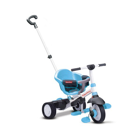 FISHER PRICE  Dreirad Charm  blau 1