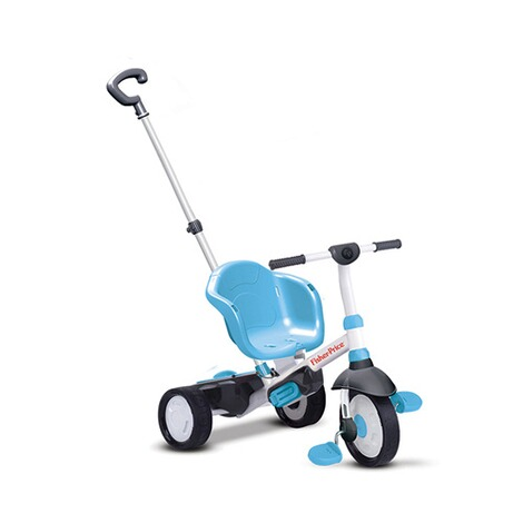 FISHER PRICE  Dreirad Charm  blau 2