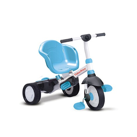 FISHER PRICE  Dreirad Charm  blau 3