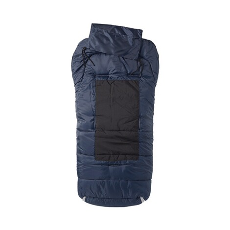 babycab  Winter-Fußsack Eco big für Kinderwagen, Buggy  marine 3