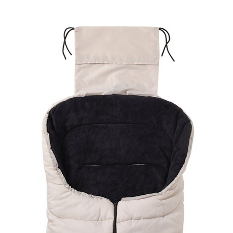 BABYCAB  Winter-Fußsack Eco big für Kinderwagen, Buggy  natur 3
