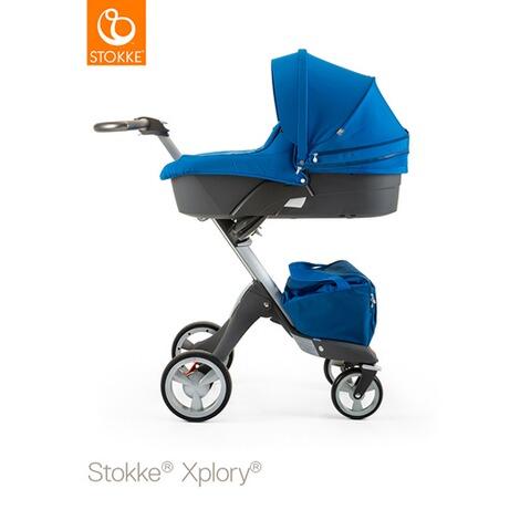 stokke xplory kombikinderwagen trio set exclusivedesign mit einkauftasche wickeltasche und. Black Bedroom Furniture Sets. Home Design Ideas