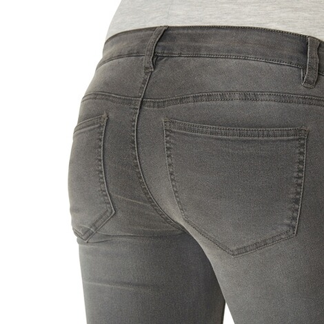 MAMA LICIOUS®  Umstands-Jeans Ella Grey Skinny 3