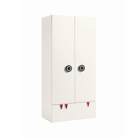 now! by hülsta NOW! MINIMO Kleiderschrank MINIMO 2-türig 2