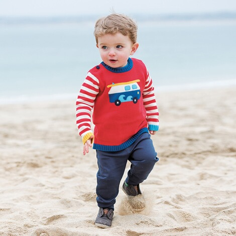 FRUGI  Jogginghose knee patch 3