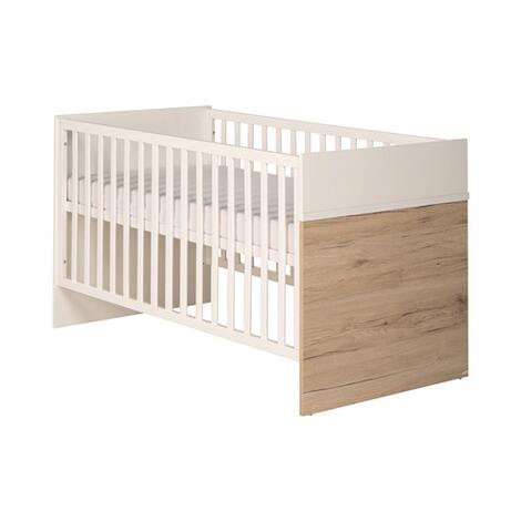 roba babybett pepe 70x140 cm online kaufen baby walz. Black Bedroom Furniture Sets. Home Design Ideas