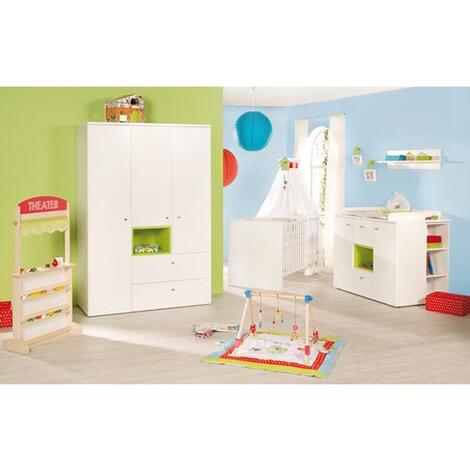 Roba 3 tlg babyzimmer boxx online kaufen baby walz - Roba babyzimmer ...