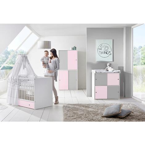 Schardt clic 3 tlg babyzimmer clic online kaufen baby walz for Baby walz kinderzimmer