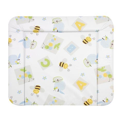 alvi wickelauflage patchwork biene 70x85 cm online kaufen baby walz. Black Bedroom Furniture Sets. Home Design Ideas