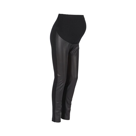 2HEARTS  Umstands-Leggings Trendsetter Lederoptik 2