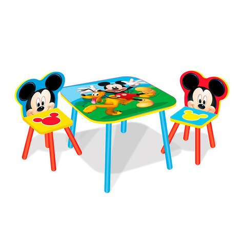 WORLDSAPART DISNEY MICKEY MOUSE & FRIENDS Kindersitzgruppe 1