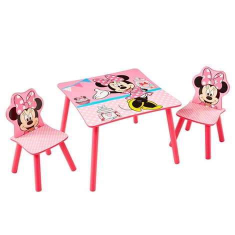 WORLDSAPART MINNIE BOW-TIQUE Kindersitzgruppe 1