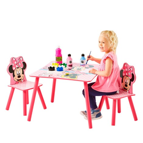 WORLDSAPART MINNIE BOW-TIQUE Kindersitzgruppe 2