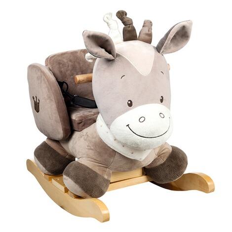 Holzspielzeug Schaukeltier Pferd