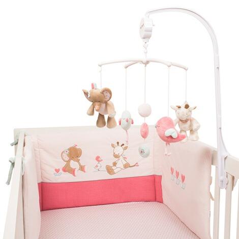 nattou musik mobile charlotte rose online kaufen baby walz. Black Bedroom Furniture Sets. Home Design Ideas