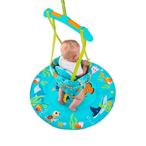 Bright Starts Disney Baby T 252 Rhopser Finding Nemo Sea Of