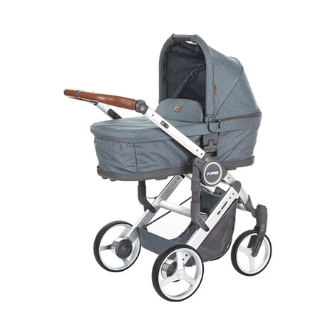 ABC DESIGN PEPPER Kinderwagen Design 2017  gravel 3