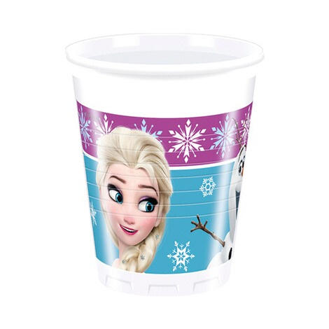 DISNEY FROZEN 8er-Pack Trinkbecher Frozen 1