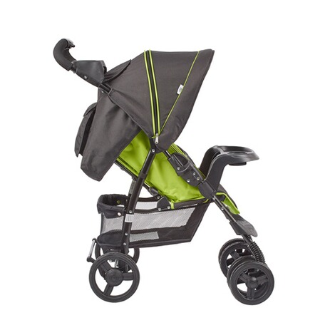 BABYCAB  Joe Sportwagen  black/green 11
