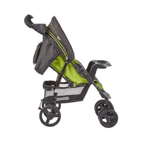 BABYCAB  Joe Sportwagen  black/green 12
