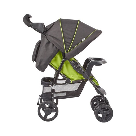 BABYCAB  Joe Sportwagen  black/green 13