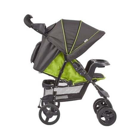 BABYCAB  Joe Sportwagen  black/green 14