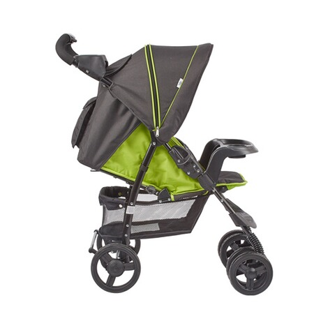 BABYCAB  Joe Sportwagen  black/green 15