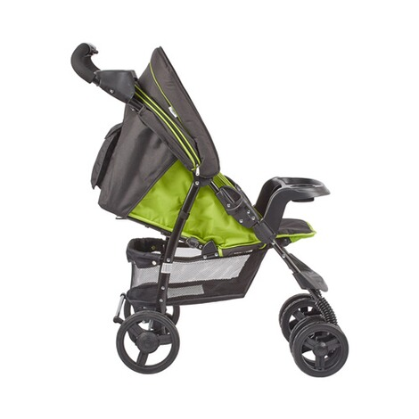 BABYCAB  Joe Sportwagen  black/green 16