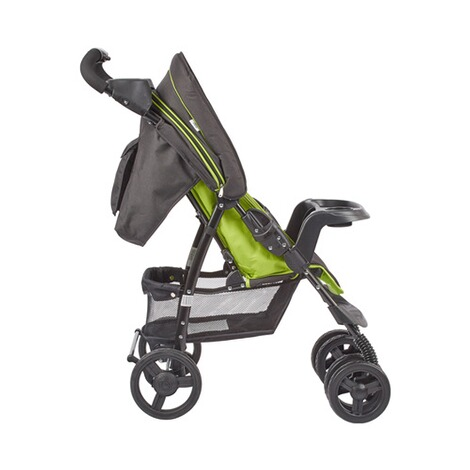 BABYCAB  Joe Sportwagen  black/green 17