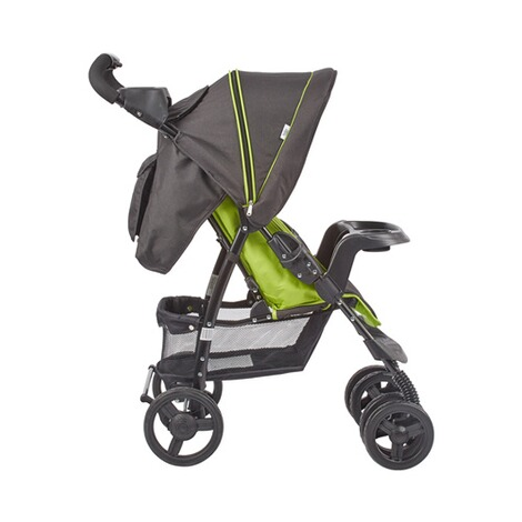 BABYCAB  Joe Sportwagen  black/green 18