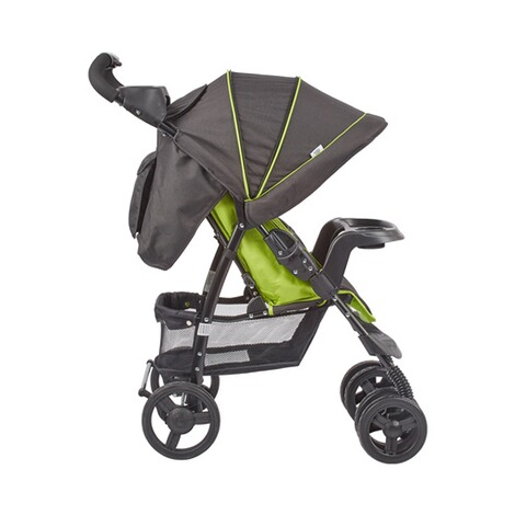BABYCAB  Joe Sportwagen  black/green 19