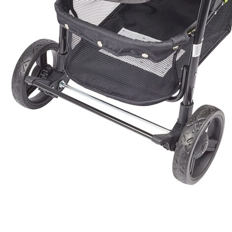 BABYCAB  Joe Sportwagen  black/green 21