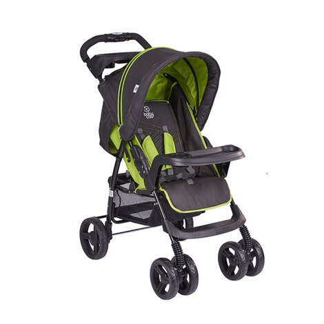 BABYCAB  Joe Sportwagen  black/green 1