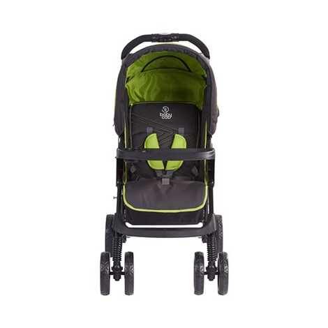 BABYCAB  Joe Sportwagen  black/green 2
