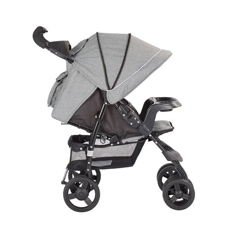 BABYCAB  Joe Sportwagen  grey/black 11
