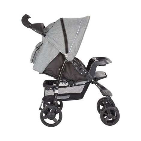BABYCAB  Joe Sportwagen  grey/black 12
