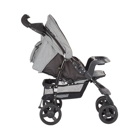 BABYCAB  Joe Sportwagen  grey/black 13