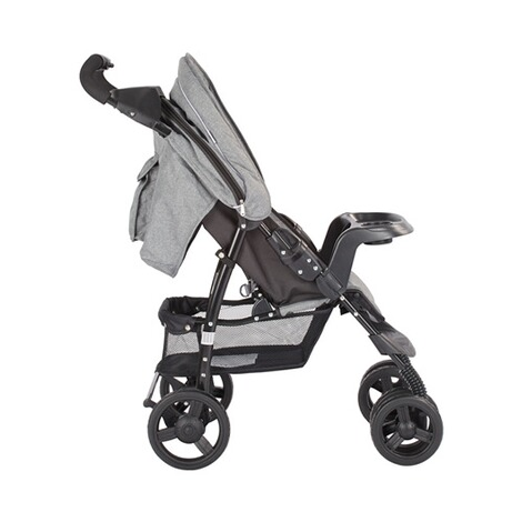 BABYCAB  Joe Sportwagen  grey/black 14