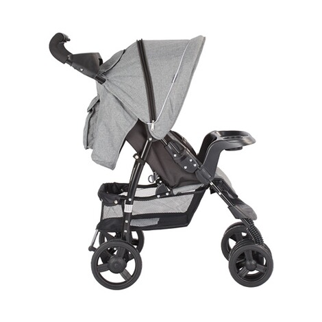 BABYCAB  Joe Sportwagen  grey/black 15