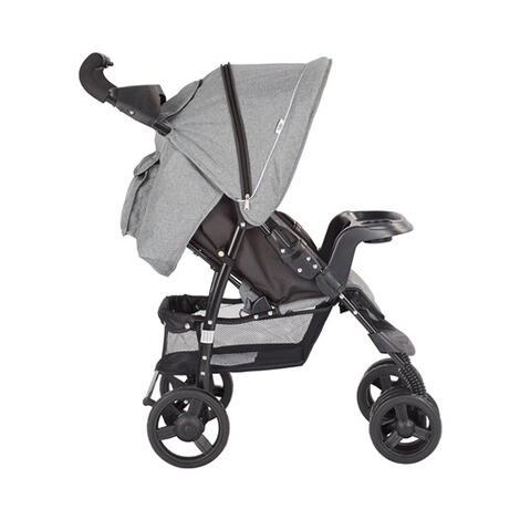 BABYCAB  Joe Sportwagen  grey/black 17