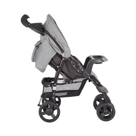 BABYCAB  Joe Sportwagen  grey/black 19