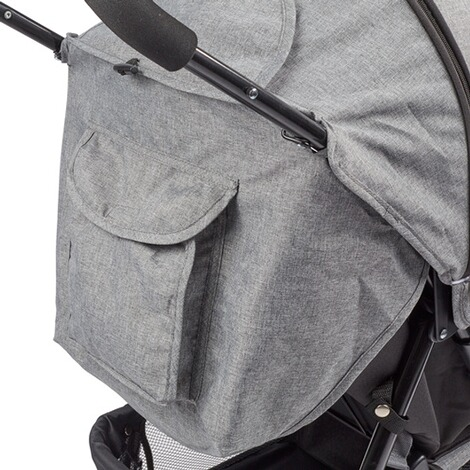 BABYCAB  Joe Sportwagen  grey/black 10