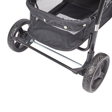 BABYCAB  Joe Sportwagen  grey/black 21