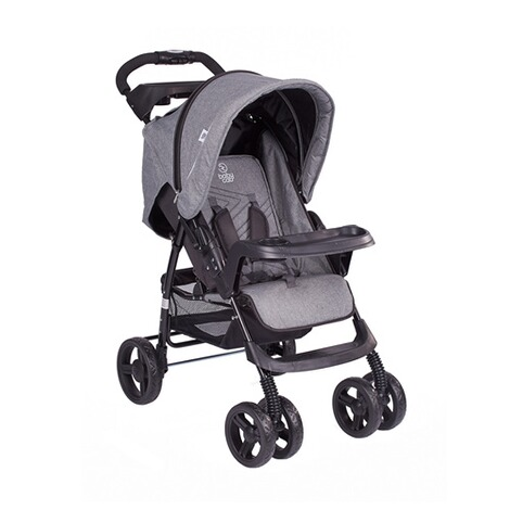 BABYCAB  Joe Sportwagen  grey/black 1