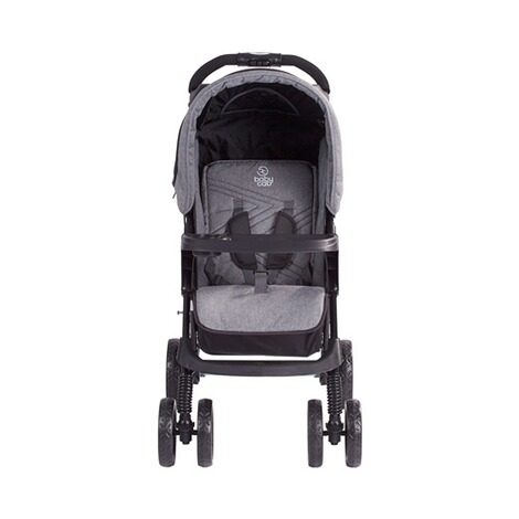 BABYCAB  Joe Sportwagen  grey/black 2