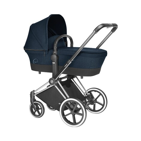 CYBEX PLATINUM Tragewanne Design 2017 für Priam  Midnight Blue 3