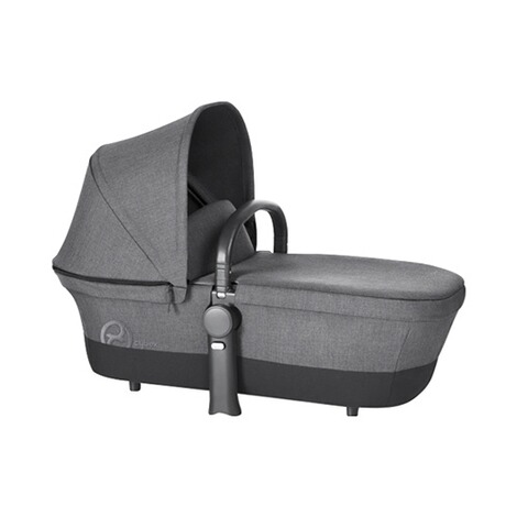 CYBEX PLATINUM Tragewanne Design 2017 für Priam  Manhattan Grey 2