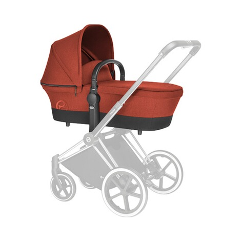 CYBEX PLATINUM Tragewanne Design 2017 für Priam  Autumn Gold 3