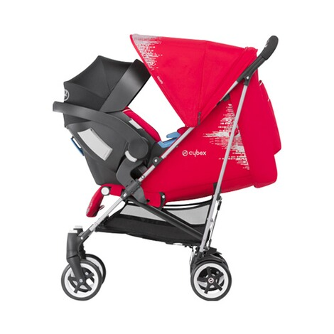 CYBEX GOLD Callisto Buggy mit Liegefunktion  Manhattan Grey 7