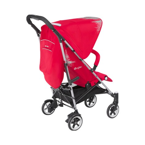 CYBEX GOLD Callisto Buggy mit Liegefunktion  Manhattan Grey 9